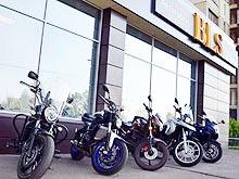 В Украине начал работать удобный сервис аренды мотоциклов