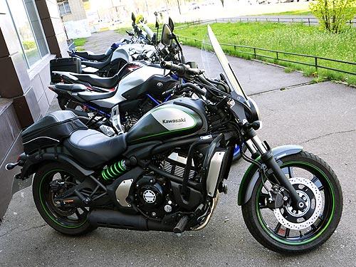 В Украине начал работать удобный сервис аренды мотоциклов - мотоцикл
