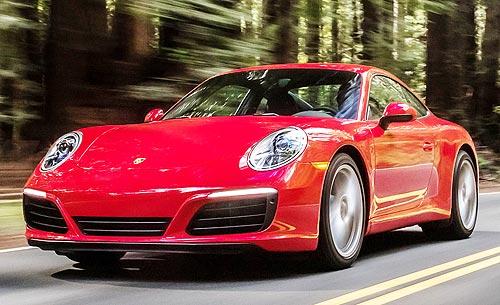 В Украине начала работать система безопасности Porsche Car Connect
