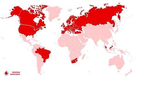 Vodafone Automotive выбрал эксклюзивного представителя в Украине - Benish