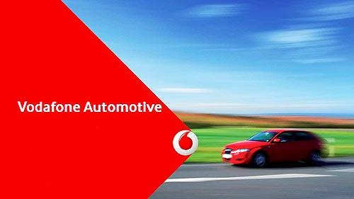 Vodafone Automotive: новый игрок на украинском рынке телематики - Vodafone
