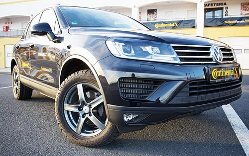 Дороги или бездорожье? Для новых шин Continental CrossContact ATR - без разницы