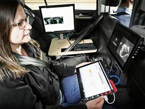Просто отпусти руль: Continental тестирует концепции автоматизированного вождения - Continental