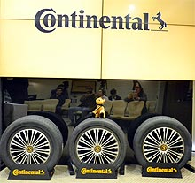 В Украине представили умные шины Continental PremiumContact 6 - Continental