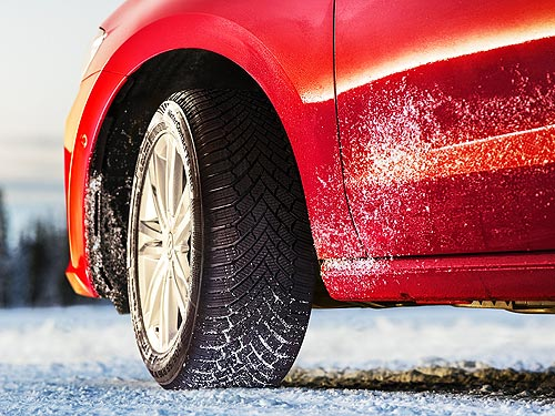 Самые популярные модели зимних шин в Украине сезона 2017-2018 - шин
