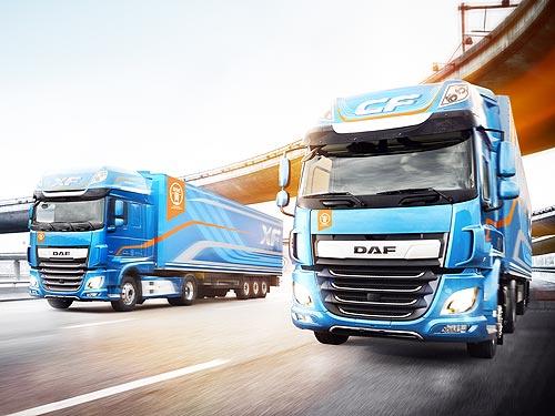 Назван грузовик 2018 года - DAF