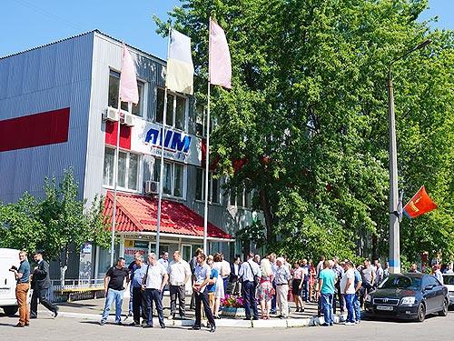 Грузовики Howo возвращаются на украинский рынок - Howo