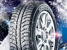 В Украине доступны новые зимние шипуемые шины Lassa Iceways 2 - Lassa