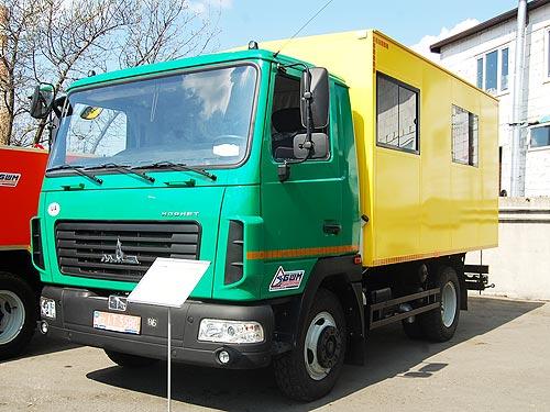 МАЗ намерен занять 25% украинского рынка в 2017 году. И есть чем - МАЗ