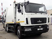 Львовские отходы будут вывозить на уникальных МАЗах - МАЗ