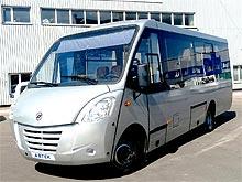 В Украину впервые поставлен автобус Неман 4202