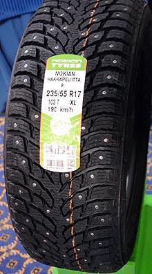 Шины с хитрыми шипами уже появились в Украине - Nokian