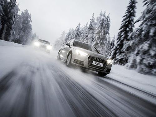 Какие шины выбрать на зиму: шипованные или нешипованные? Любые, только не летние! - шин