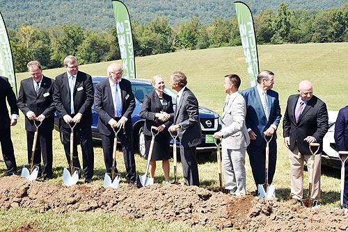 Nokian Tyres начала строительство третьего завода - Nokian