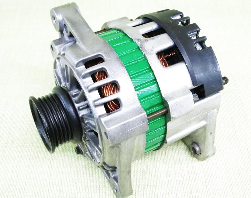 Восстановленный генератор Lanos