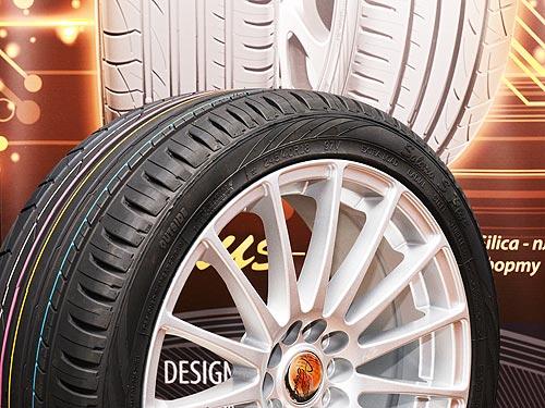 Украинские премиальные шины теперь представлены в новом размере 18 дюймов - шин