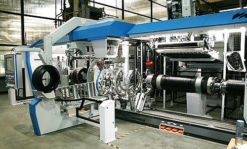 Шина за 50 секунд. Как украинский производитель шин модернизирует производство - шин