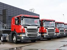 Доставлять автомобили из Европы в автосалоны Украины будут на автовозах Scania