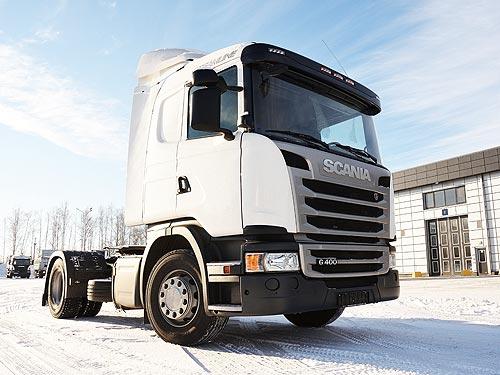 В 2017 году в Украине действует выгодное предложение на Scania G400 SilverLine для региональных перевозок - Scania