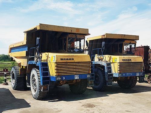 На что способны строительные самосвалы Scania. Тест-драйв в гранитном карьере - Scania