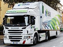 Scania будет развивать экологические доставки для McDonald