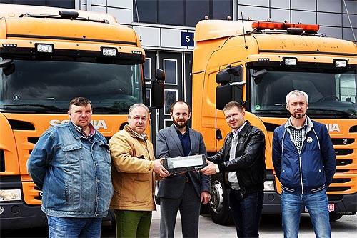 Scania активизируется в сегменте б-у грузовиков - Scania
