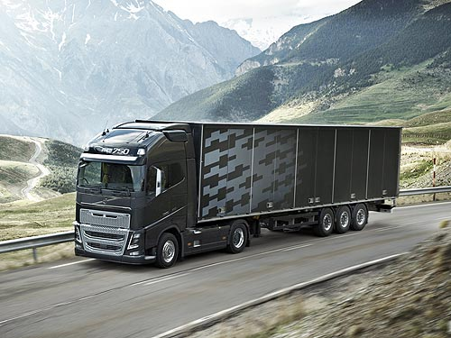 Аккумуляторы у Volvo FH и Volvo FM теперь не разрядятся - Volvo