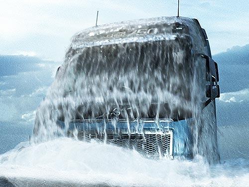 К старту продаж новой модели Volvo FH LNG вышел фильм - Volvo