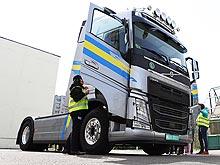 Volvo Trucks запустила в Украине образовательную программу по безопасности - Volvo