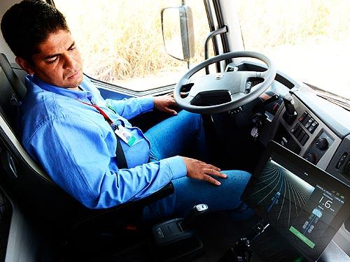 Volvo Trucks разработала новый грузовик с автоматической системой вождения для сбора урожая - Volvo