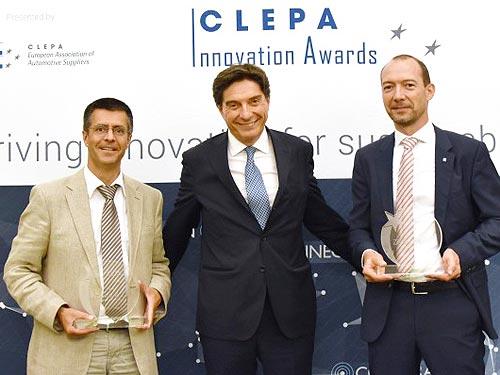 ZF и WABCO получили премию за революционную технологию безопасности - ZF