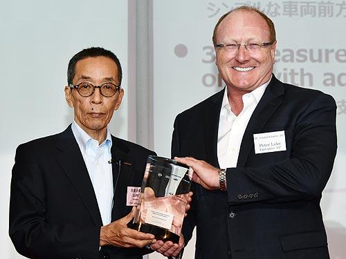 Концерн ZF получил награду от Nissan за новаторское решение