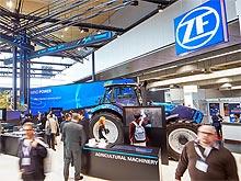 ZF развивает автомобильные решения и облачные сервисы