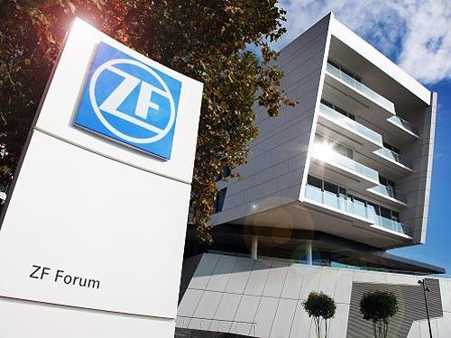 Концерн ZF ставит рекорд продаж в 2017 году и расширяет научно-исследовательскую деятельность