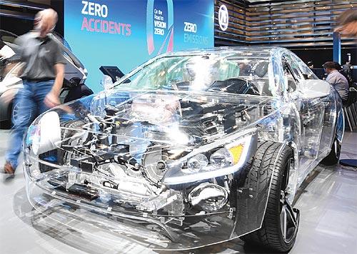 ZF представляет новую технологию безопасности - ZF