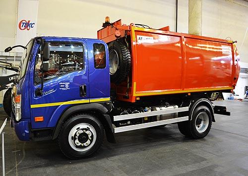 На украинском рынке дебютировал новый бренд грузовиков - DAYUN