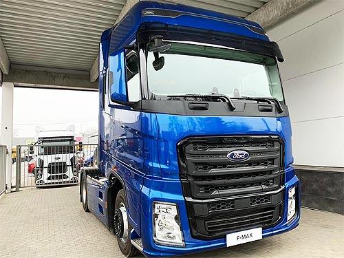 Грузовик года Ford Trucks F-MAX уже в Украине