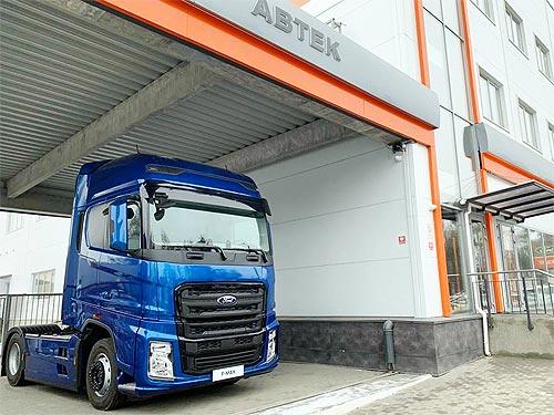 Украинский дистрибьютор Ford Trucks вошел в ТОП-5 лучших в мире