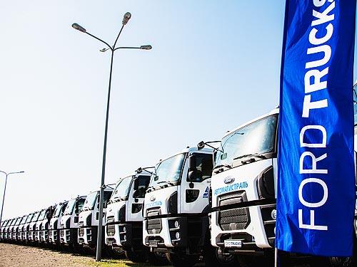 В Украине новый лидер на рынке грузовиков - рынок грузовиков