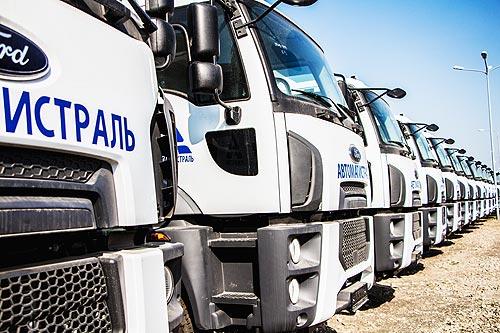 Украинская компания впервые будет строить дороги в другой стране