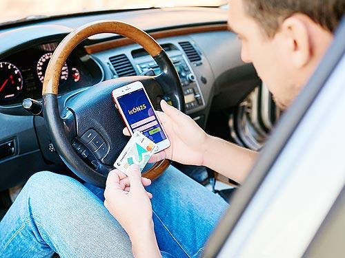 Как будут отражать изъятие водительских прав в мобильном приложении