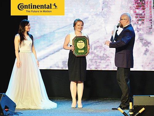Continental стал абсолютным фаворитом в категории шины в Украине