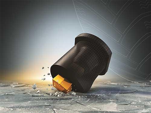 Continental представляет инновационную технологию обрезиненного шипа ContiFlexStud