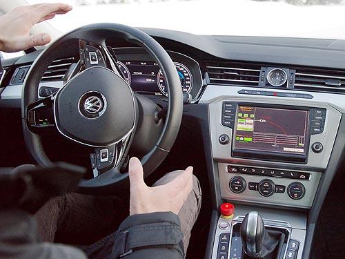 Какие ощущения, когда едешь в беспилотном автомобиле? Наш репортаж