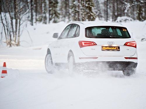 Зимние шины Continental VikingContact 7: без индекса SUV, но подходит внедорожникам и кроссоверам