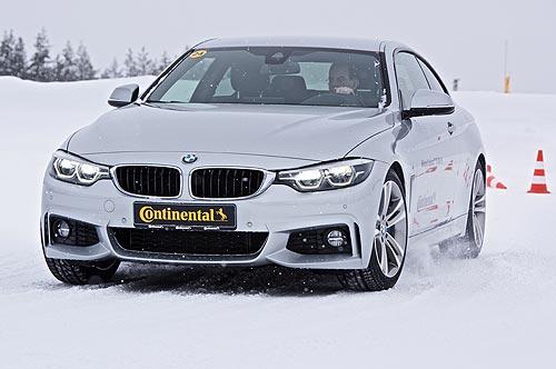 Но что способны зимние шины Continental WinterContact TS 860 S и VikingContact 7