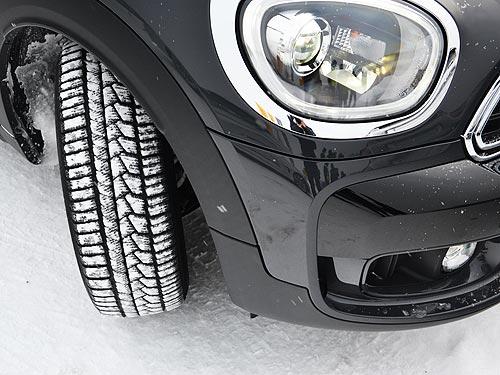 Но что способны зимние шины Continental WinterContact TS 860 S и VikingContact 7 - Continental