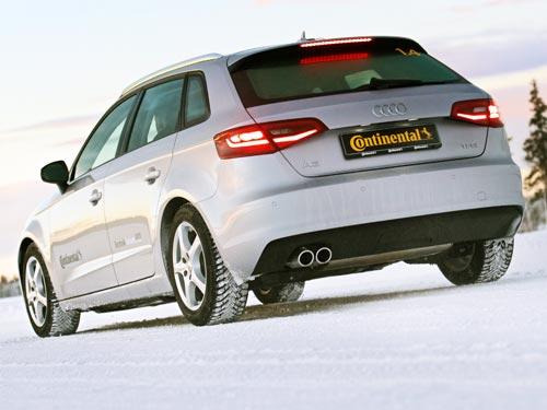 Зимние шины Continental WinterContact TS 860 победили в сравнительном тесте auto motor und sport
