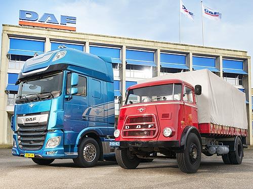 DAF показал, как планирует еще больше снизить расход топлива на своих грузовиках - DAF