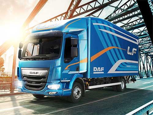 DAF LF снова назвали «Лучшим автомобилем грузового автопарка»